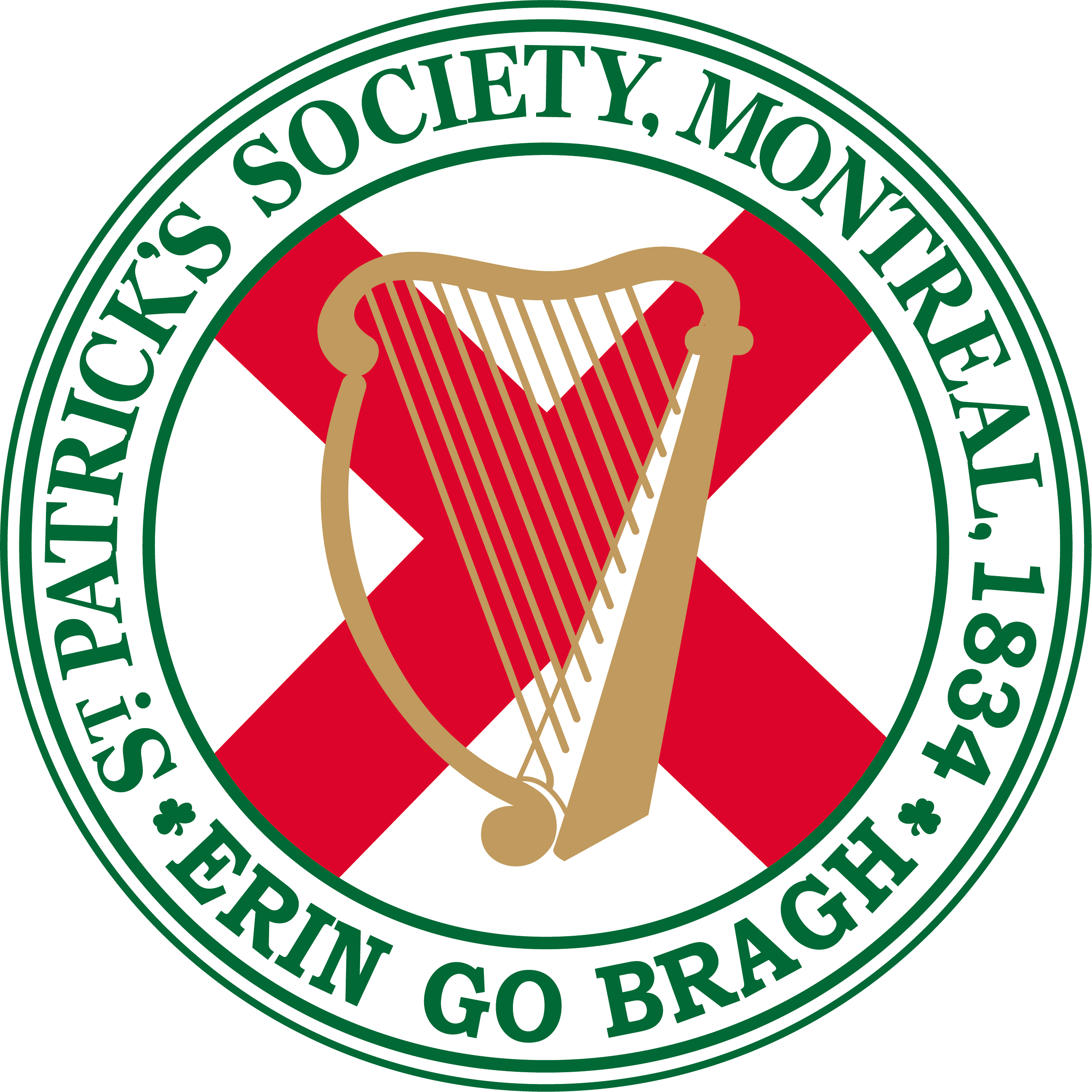 St.Patrick Society New Logo HR