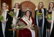 2013 Queen & Court/Reines & Princesses