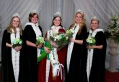 2014 Queen & Court/Reine & Princesses
